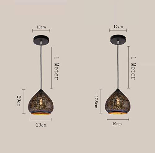 Zoom IMG-2 lcm tema ristorante lampadario semplice