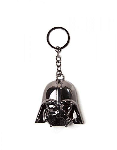 Star Wars - Darth Vader 3D - Schlüsselanhänger | Offizielles Merchandise | Lucasfilm | Walt Disney