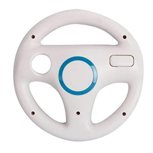 Kart Racing Lenkrad Ersatz f¨¹r Nintendo Wii Spiele-Konsole Fernbedienung Kart Spiel Zubeh?r Regard