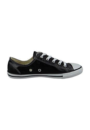 Converse Chuck CT AS DAINTY OX 555905C Schwarz Schwarz/White