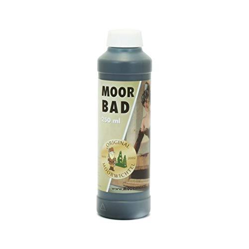 Original Moorwichtel Uni Moorbad Flasche, schwarz, 1 liter, 621050 -
