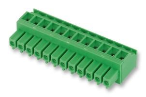 TERMINAL BLOCK, PLUGGABLE, 3POS, 16AWG 1826982 By PHOENIX CONTACT Phoenix Contact Terminal Block