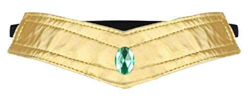 Jupiter Kostüm Sailor Halloween - CHIUS Cosplay Costume Accessory Head Dress for Sailor Jupiter Kino Makoto V1
