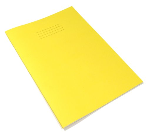 rhino-a4-s7-32-page-creative-book-yellow-pack-of-10