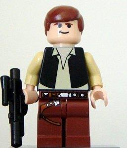 LEGO-Star-Wars-Death-Star-Han-Solo-Minifigure-with-Blaster