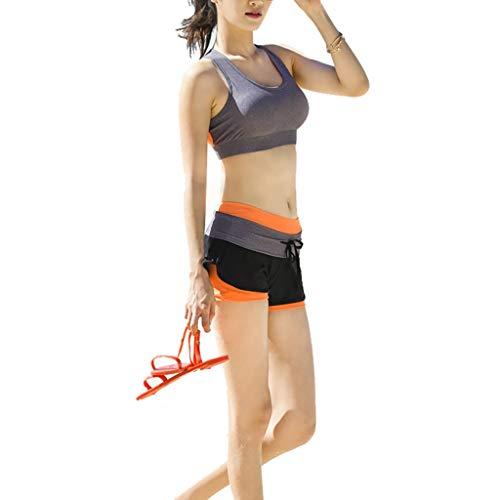 LFY Sport Bikini Female Split Boxer Shorts (größe : S) -