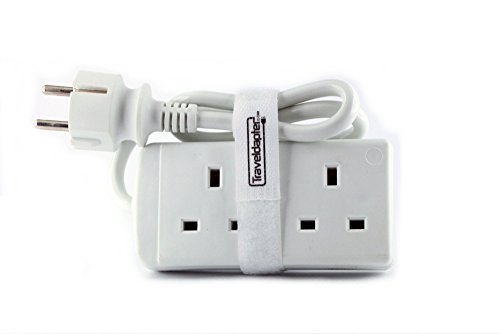 travel-adapter-europe-multi-extension-lead-2-pin-earthed-plug-2-uk-sockets-moulded-schuko-type-f-plu