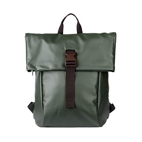 BREE Unisex-Erwachsene Punch 92, Climbing Ivy, Backpack S W18 Rucksack, Grün, 30.5x12x30 cm
