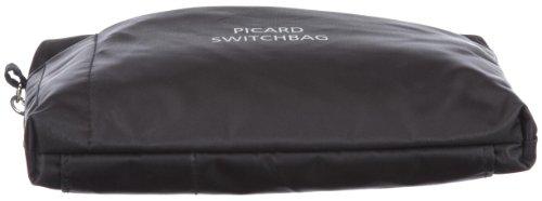 Picard Switchbag 10H anthrazit kombi Schwarz
