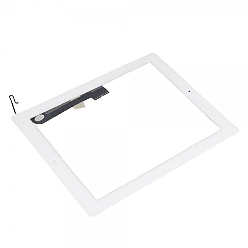 SMARTEX | Touch Screen Glass Digitizer BIANCO