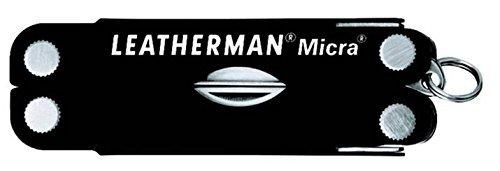 Preisvergleich Produktbild Leatherman Micra Multifunktionswerkzeug black