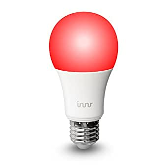 innr e27 ampoule led connect e couleur rgbw compatible avec philips hue rb 185 c. Black Bedroom Furniture Sets. Home Design Ideas