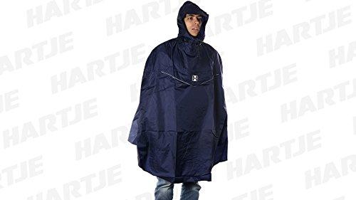 Hock Regenbekleidung Rain Light Mauricli Poncho, Marine, 185 cm