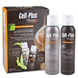 CELL PLUS Mousse Croccante Anticellulite 2 flaconi da 150 ml