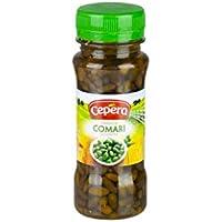 Pimientos Comari verdes, 110 g (70g de peso escurrido) - Pimenta Comari Verde CEPERA