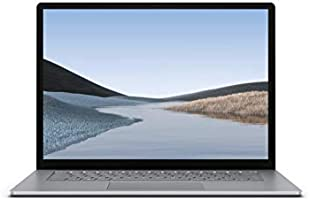 "Microsoft Surface Laptop 3, 15"", 8 GB RAM, AMD Ryzen 5 3580U, 128 GB SSD, Platina - QWERTY Nederlands Toetsenbord"