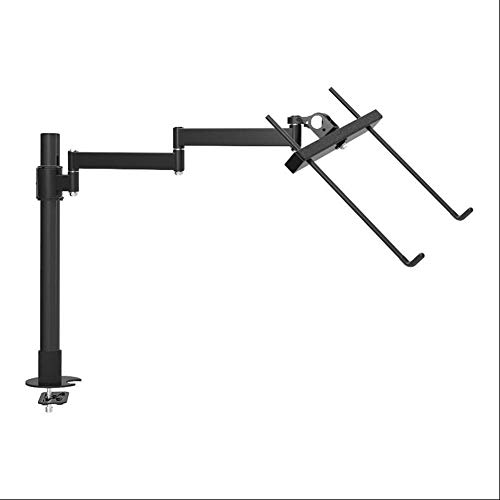 YEXIN Laptop Tray Desk Mount für 1 Laptop-Notebook bis 17