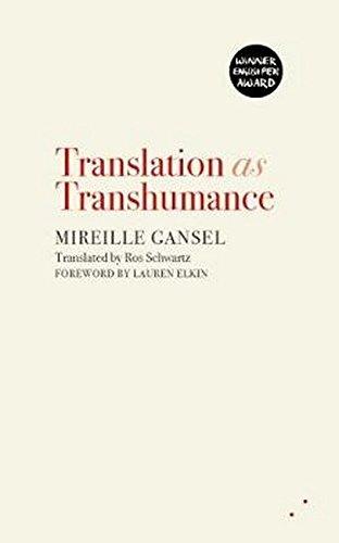 Translation as Transhumance por Mireille Gansel