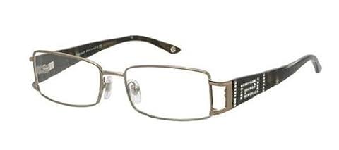 Versace Women's 1163b Brown Frame Metal Eyeglasses, 50mm