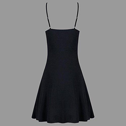 374eeed64a Yanhoo- Vestiti Donna Estivi Eleganti Abito Abiti Sera, Moda Womens ...