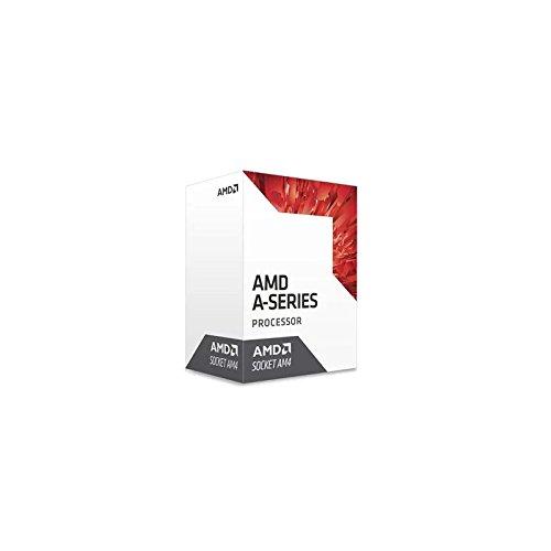 AMD AD9500AGABBOX A-Serie Prozessor Schwarz (2400 System Board)