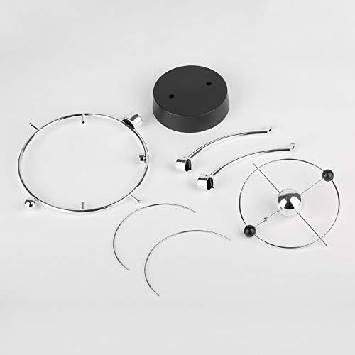 ClookYees Oscilación magnética Cinética Orbital Artesanía Decoraci