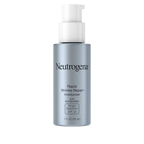 Neutrogena Rapid Wrinkle Repair Moisturizer LSF 30 - Tagespflege, feuchtigkeitsspendend - Anti...