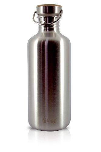 glogg-wasserflasche-mit-breitem-hals-1100ml-edelstahl-wasserflascheedelstahl-und-bambus