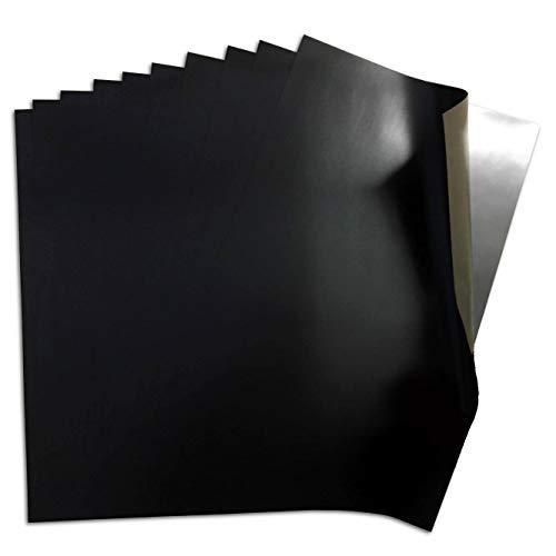 10 x feuilles magnétiques A4 0,5 mm/Jackdaw Express Lot de couper/Artisanat/Art