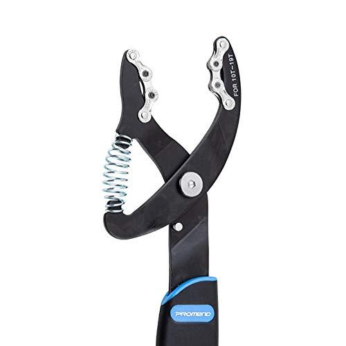 Luminiu Schraubenschlüssel, Fahrradkettenbefestigungswerkzeug, Fahrradkettenknopfclip-Entferner und Verbindungswerkzeugkettenreparaturwerkzeug-Demontage-Radbefestigungswerkzeug