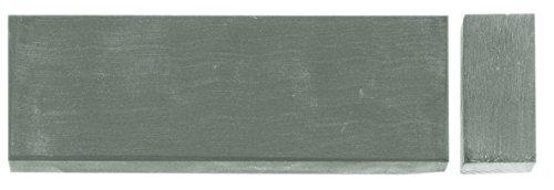 Herbertz Messer-zubehör Wasser-Abziehstein 20 x 5 cm feinstes Korn Länge: 20.0cm grau, M