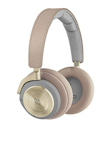 Bang & Olufsen Beoplay H9 (3. Generation) Kabelloser Bluetooth Over-Ear-Kopfhörer - Active Noise Cancellation, Transparenzmodus, Voice Assistant und Mikrofon, Argilla Bright