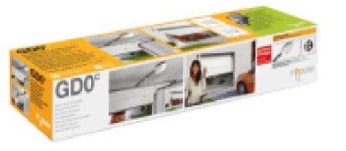 Mhouse - kit per porte di garage con catena, fornito con 2 gtx4