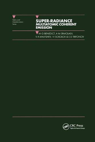 Super-radiance: Multiatomic Coherent Emission