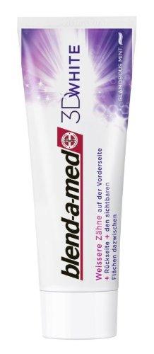 Blend-A-Med 3D White Glamorous Mint 75ml