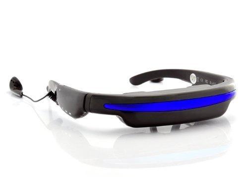 Occhiali realtà virtuale UMIDIGI VR BOX 3, Visore 3D Realtà Virtuale con Sportello Auricolare e Lenti Regolabili con Focus per Miopia, Laccio Regolabile, Perfetto per Film 3D e Giochi, Ideato per iPhone e Smartphone da 4 a 6 pollici - Bianco e Nero