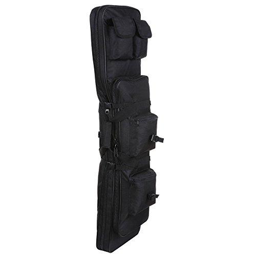 Ardisle-Rifle bolsa 1m largo Airsoft caza pistola funda para caña de pescar escopeta Carry