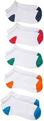 Mountain Warehouse Calcetines deportivos para niño. Paquete de 5 pares