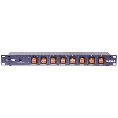 DJ-Switch 8 8-Channel Schaltkonsole, IEC Out