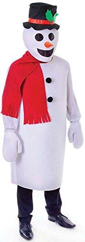 3 Schneemann Kostüm ()