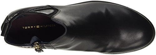 Tommy Hilfiger P1285olly 6a, Scarpe a Collo Alto Donna Nero (Black (990))