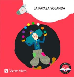 LA PAYASA YOLANDA (PALO) CUENTALETRAS (Cuentaletras / Rodalletres)