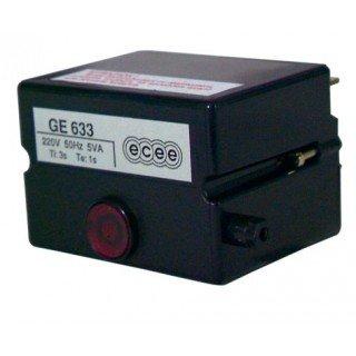 ECEE - CENTRALITA DE CONTROL CEM - GE 633 - : GE633 03M
