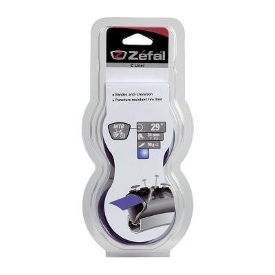 ZEFAL - 29565 : Kit 2 cintas antipinchazos protector