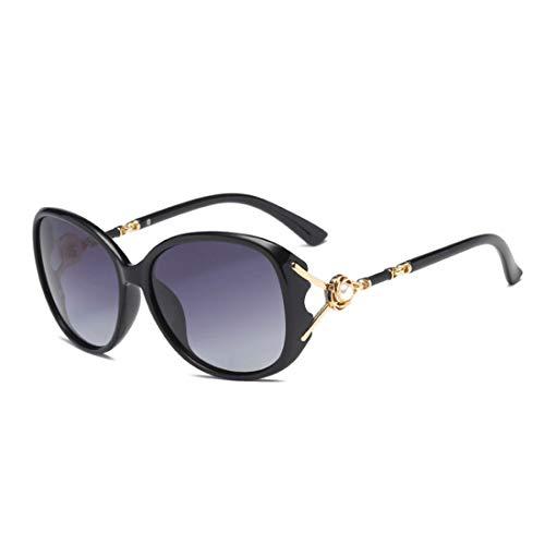 Sakuldes Schmetterlingsförmige Sonnenbrille for Frauen Mit Goldarm Zum Radfahren Laufen Fahren Angeln Brille (Color : A)