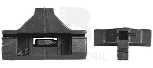devant droite 4//5 portes INCA Polo Classic Caddy II Original Bossmobil IBIZA kit de r/éparation pour l/ève vitre manuelle ou /électrique