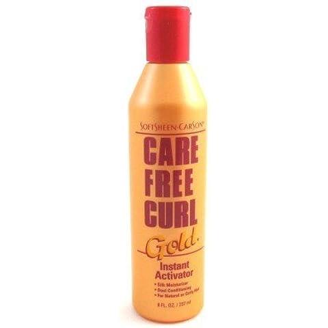 Care Free Curl Stimolatore/Idratante Ricci Oro240 ml