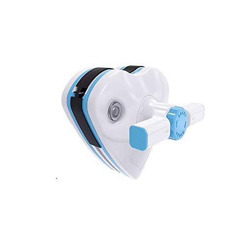 fc42a28937bb QMKJ Limpiador de Ventanas magnético Ajustable Máquina de Vidrio de Doble  Cara Hueca Herramientas de Limpieza