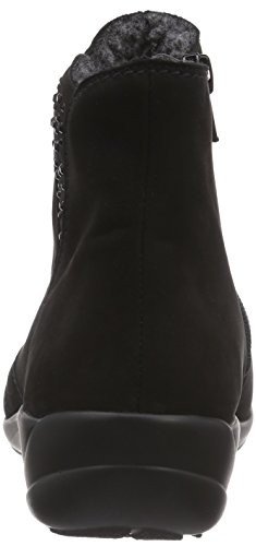 Semler Birgit, Chelsea Boots Femme Noir - Noir (001)