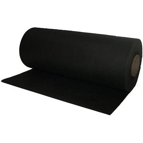 1,5 m x 100 m 50 G scerbatura Ground paesaggio in tessuto resistente con membrana